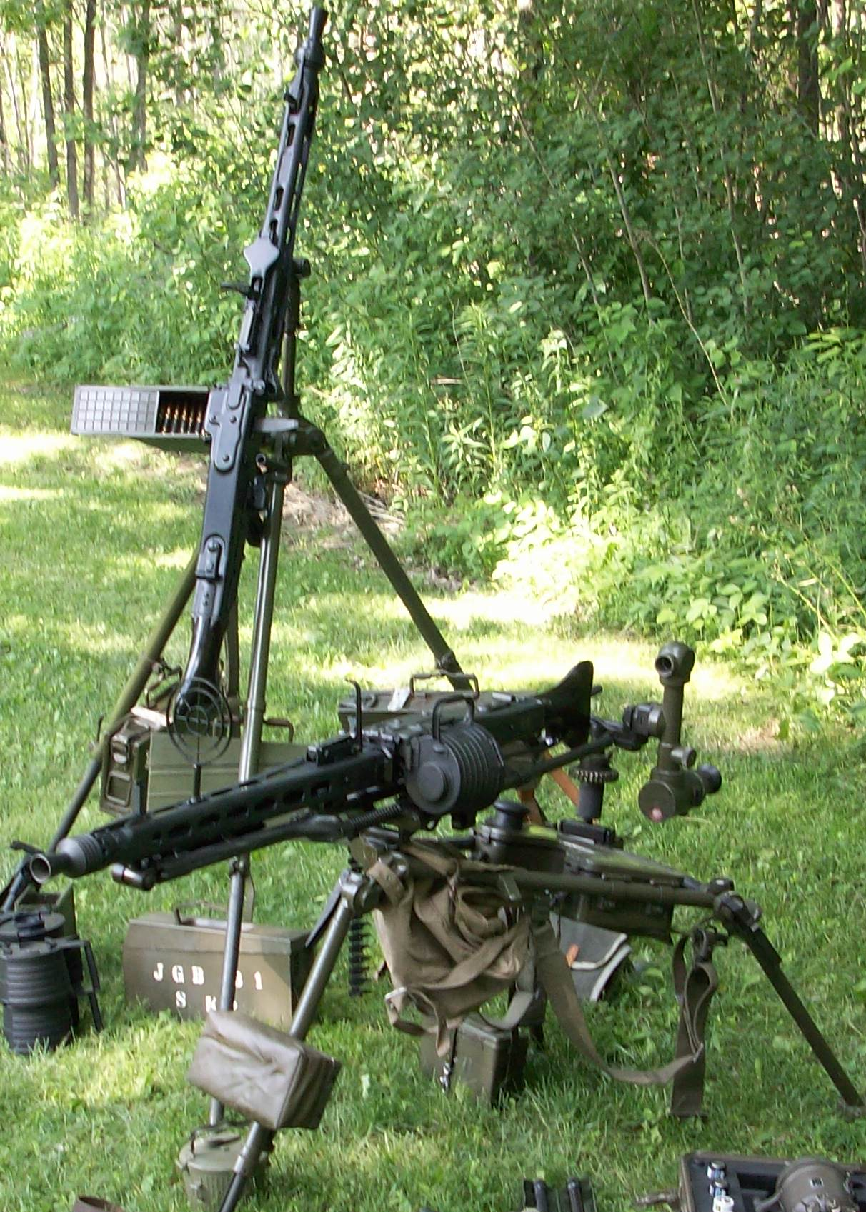 Anyone built an M53/MG42? - AR15 COM