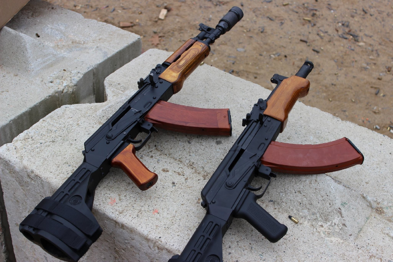 WTS AK74 Pistol and ex-SOC AR15 - The AK Files Forums